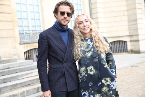 Franca Sozzani, editor-in-chief of Vogue Italia