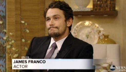 James Franco explains talking to underaged girl on Instagram